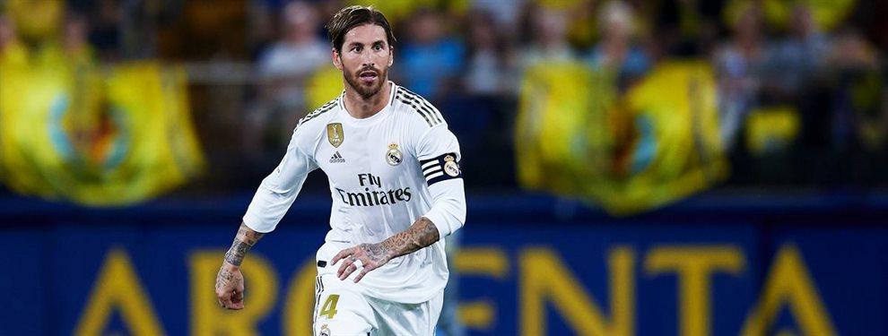 Sergio Ramos sabe que Nacho Fernández está pensando en abandonar el Real Madrid en enero