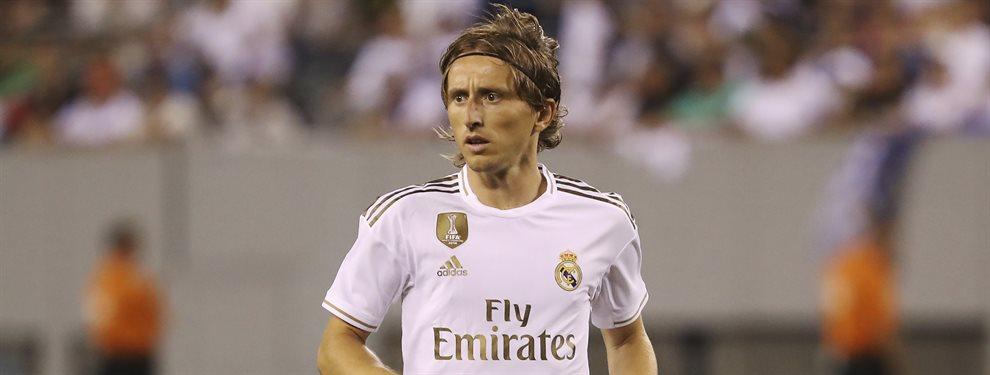 Luka Modric no es un líder en la plantilla, como explica Raphaël Varane en sus declaraciones
