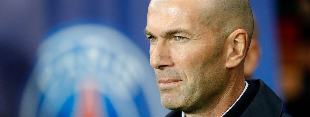 Zinedine Zidane no se casa con nadie y ya ha señalado hasta a cuatro jugadores del Real Madrid