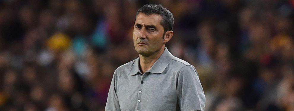 Carles Aleñá no está nada contento con su rol actual y está muy disgustado con Ernesto Valverde