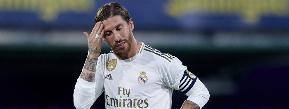 Sergio Ramos es uno de los detractores de Eder Militao, al que no ve con nivel suficiente