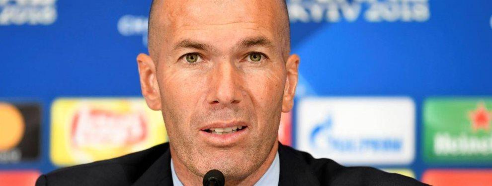 El francés toma la decisión que más podía molestar a la afición del Real Madrid y más cabrea al presidente blanco