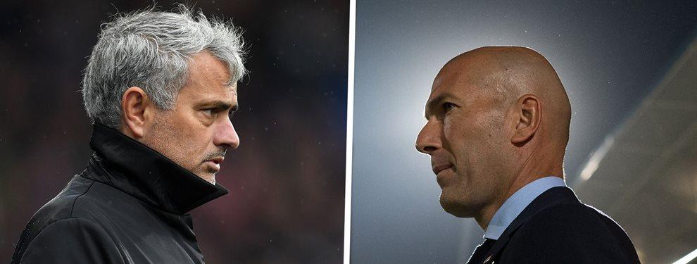 Zinedine Zidane se tambalea y podría perder su puesto a manos de Raúl González Blanco