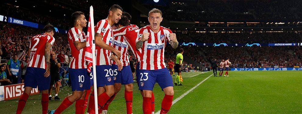 Cristiano Ronaldo alucina con el nuevo líder del Atlético (y no es Joao Félix). La reacción colchonera fue gracias a este jugador clave para el Simeone