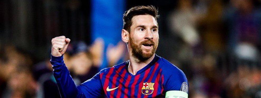 El jugador argentino lleva un tiempo pensando en que debería hacer un cambio si quiere ser campeón de Europa