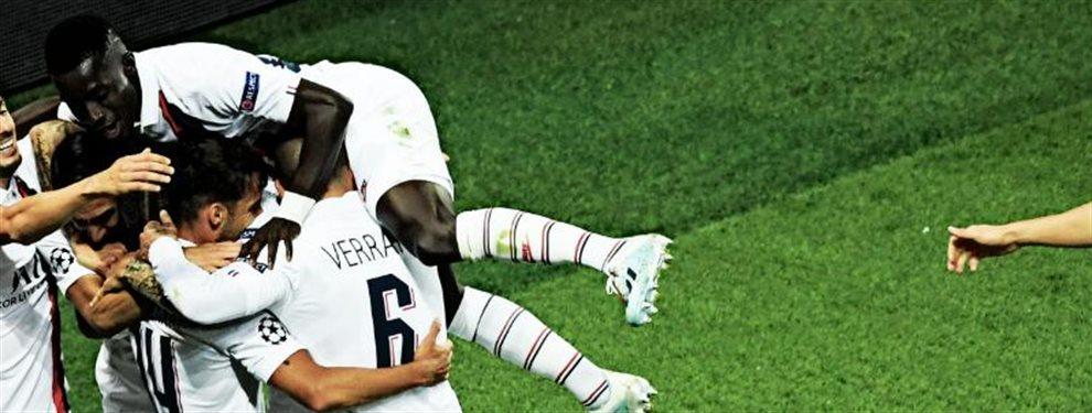 El clinic de fútbol del equipo parisino enamoró a toda Europa