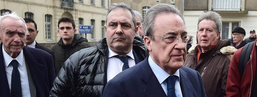 En tres meses el Madrid ficha dos ¡y va a echar a este crack! Florentino Pérez marca la ruta para el refuerzo de invierno y afecta a un fijo de Zidane