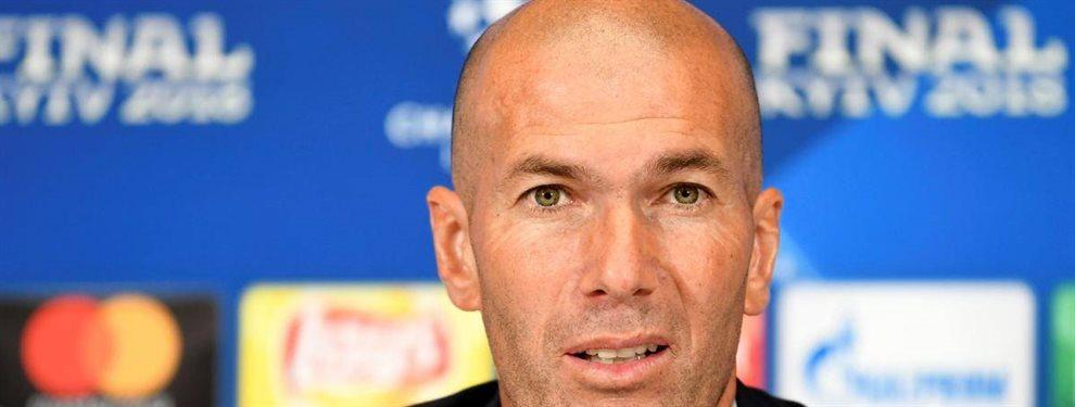 Después del partido contra el PSG se reunió con Florentino para dejar las cosas claras