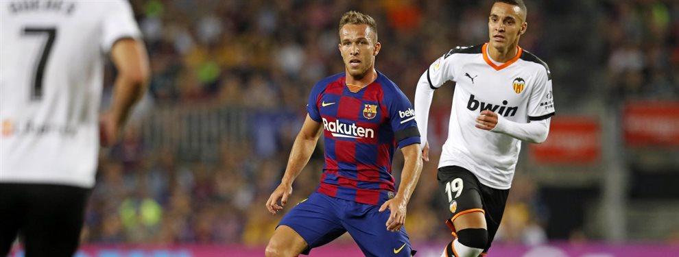 Bombazo: el preferido de los culés busca una salida ¡Leo Messi alucina!. Lo suelta en el vestuario: no aguanta más y desea irse del Barça en invierno