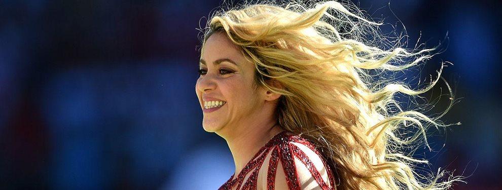 Shakira se colocó unas extensiones que sorprendieron al Mundo entero por como le quedaban