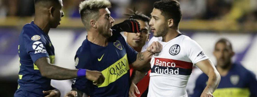 San Lorenzo y Boca se enfrentan en el Nuevo Gasómetro con la cima de la Superliga en juego.