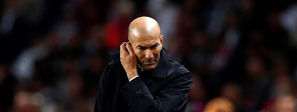 El plan que se había pausado por parte de Zidane para darle una segunda oportunidad a la plantilla ganadora.
