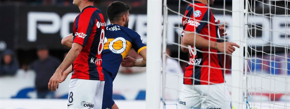 En el Nuevo Gasómetro, Boca se impuso 2-0 ante San Lorenzo y se afianzó en la cima de la Superliga.