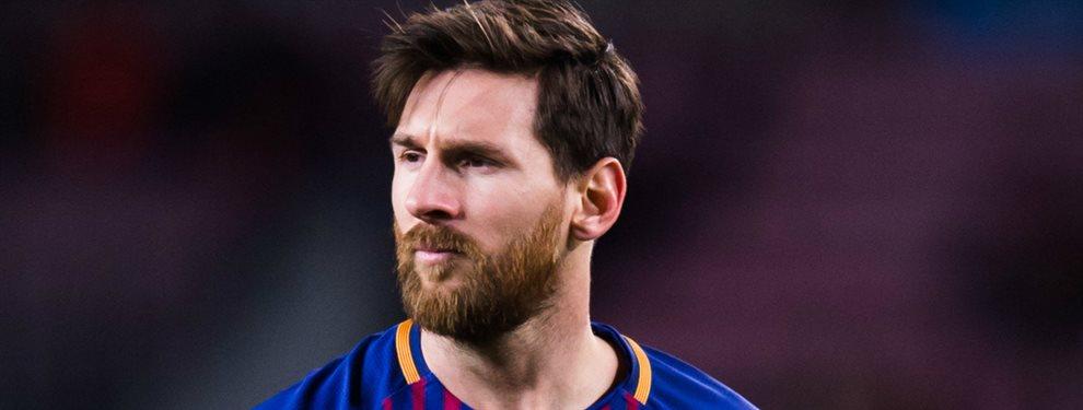 Hace unas semanas Leo Messi advirtió en una entrevista que quería un equipo con el que pudiera luchar por todos los títulos para seguir en el FC Barcelona.