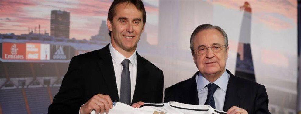 No le importa el pasado aunque dicen que el Madrid no se portó bien con él