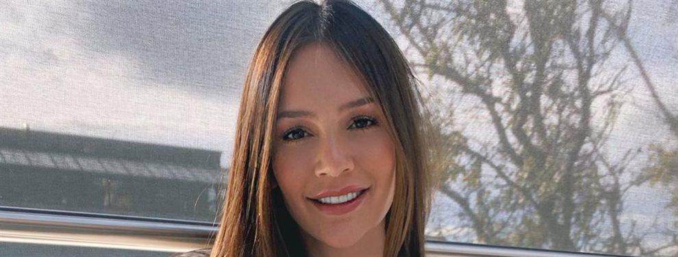 Lina Tejeiro sin nada debajo ¡La foto!:La presentadora deja todo al descubierto y causa la locura
