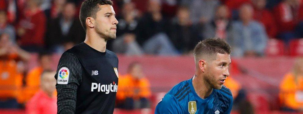 El Sanchez-Pizjuan es territorio hostil para el Madrid y para su técnico