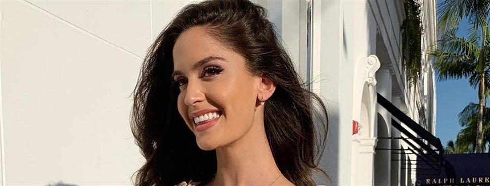 Ni el hielo puede enfriar a Maluma, con lo nuevo de Natalia Barulich:La modelo tiene al cantante alucinando