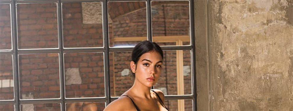 ¡Se ha operado! Georgina Ródríguez y sus fotos más reveladoras:La modelo deja alucinados a todos sus seguidores