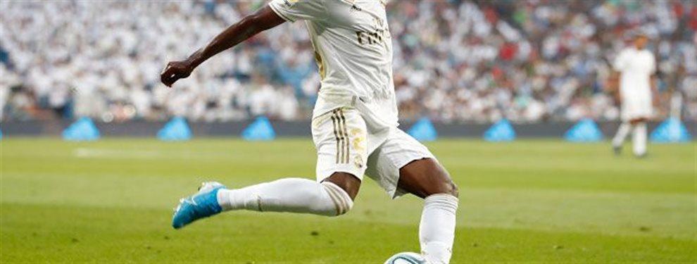 Atento: El fichaje de Florentino que no sirve ni para el Madrid Castilla