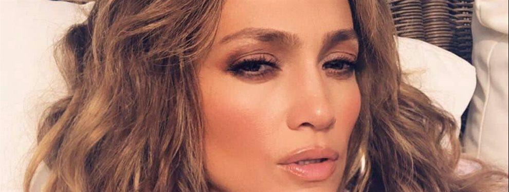 ¡Pillada brutal! Jennifer López no lo había enseñado… ¡hasta ahora!. La reina del Bronx revienta Instagram y supera a Sommer Ray y Michelle Lewin