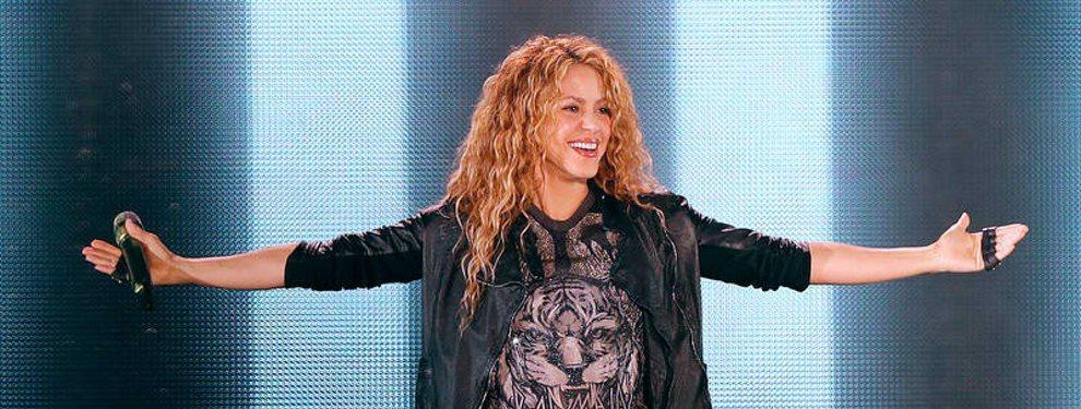 Shakira detuvo corazones con esta publicación, la cantante admirada por millones de seguidores aparece en una fotografía.