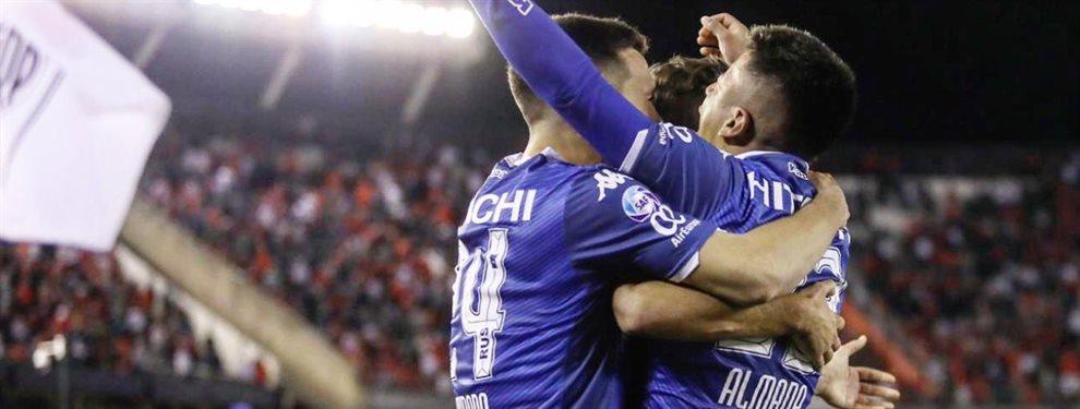 En el Monumental, Vélez se impuso 2-1 frente a River por la séptima fecha de la Superliga.