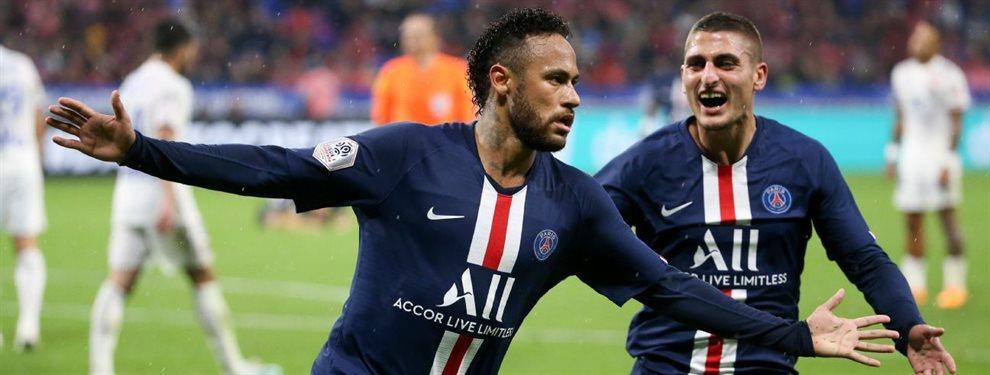 Neymar Junior ahora se alegra de haberse quedado en el PSG tras ver la situación que atraviesa el Barça