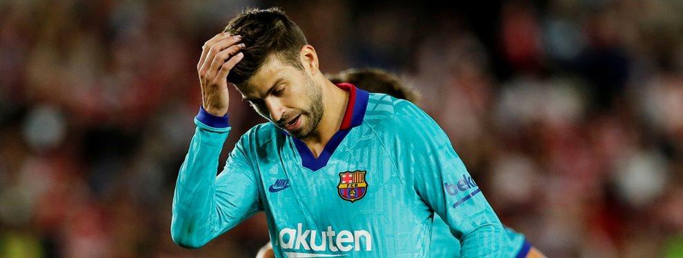 En el Barça han quedado muy señalados Junior Firpo, Frenkie de Jong, Antoine Griezmann y Ernesto Valverde