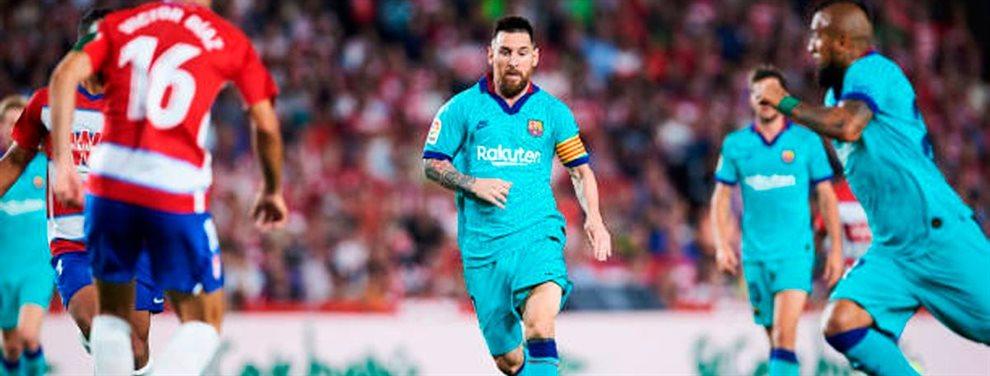 Nelson Semedo está sentenciado por Leo Messi en el Barça y puede salir pronto, si llega una oferta buena