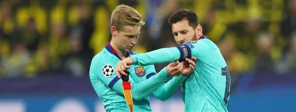 Goleada del Real Madrid al Barça ¡Leo Messi no se lo cree!. Es una de las sorpresas del año y retrata a Josep Maria Bartomeu