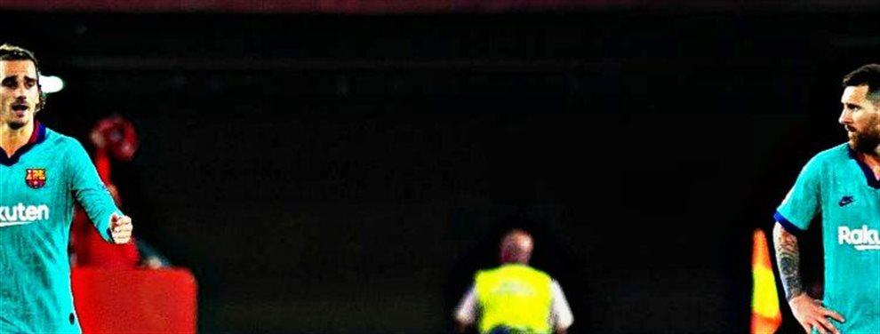 El técnico vasco no ha escondido su enfado y preocupación y deja fuera a dos jugadores determinantes del equipo