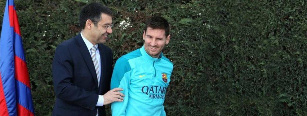 Josep María Bartomeu quiere contentar a Leo Messi fichando a Fabián Ruiz, del Napoli