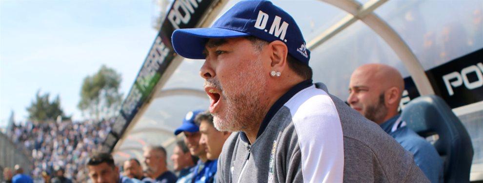 Gimnasia de La Plata visita a Talleres en la segunda presentación de Diego Armando Maradona.