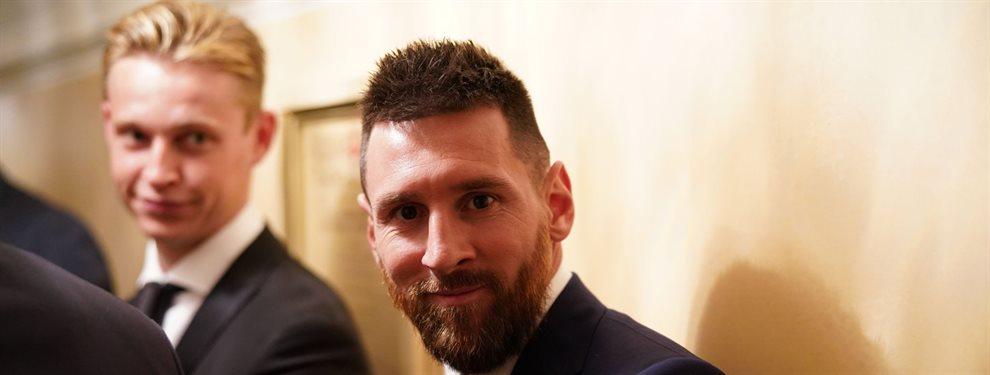 Leo Messi explota en el vestuario y Ernesto Valverde y el resto callan. El argentino amenaza al que no de la talla y ¡le dice esto a todos!