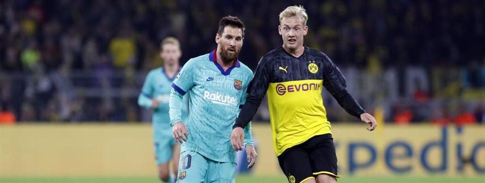 Leo Messi ha prohibido al Barça la contratación de Emerson Royal, del Betis, por 12 millones