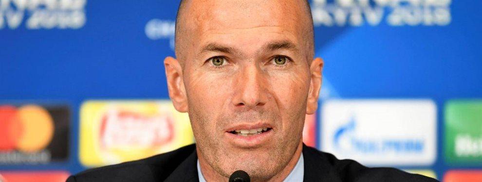 Florentino Pérez harto de las peticiones de Zidane la va a dar lo que quiere como última oportunidad