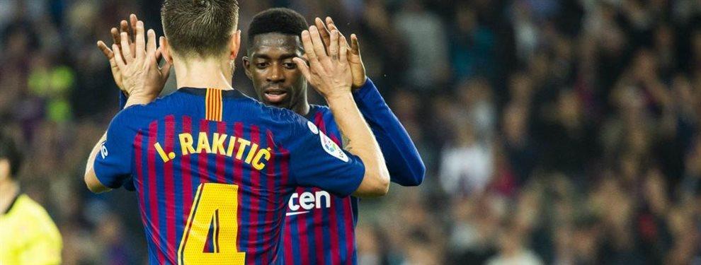 Rebelión a bordo: ¡Vaya lío en el Barça! ¡Te los estás cargando!. Tres cracks del equipo del Ernesto Valverde quedan señalados ¡y tienen ultimatúm!