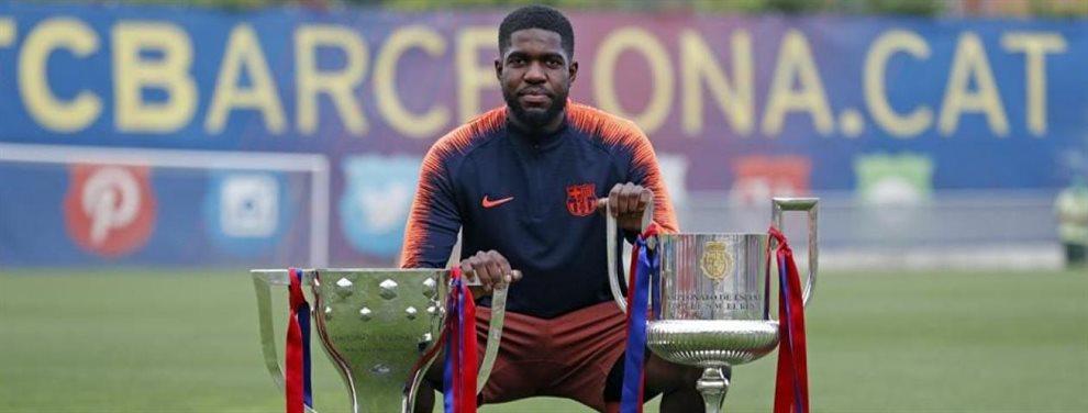 Unai Núñez ha ofrecido sus servicios al Barça para ser el sustituto de Samuel Umtiti