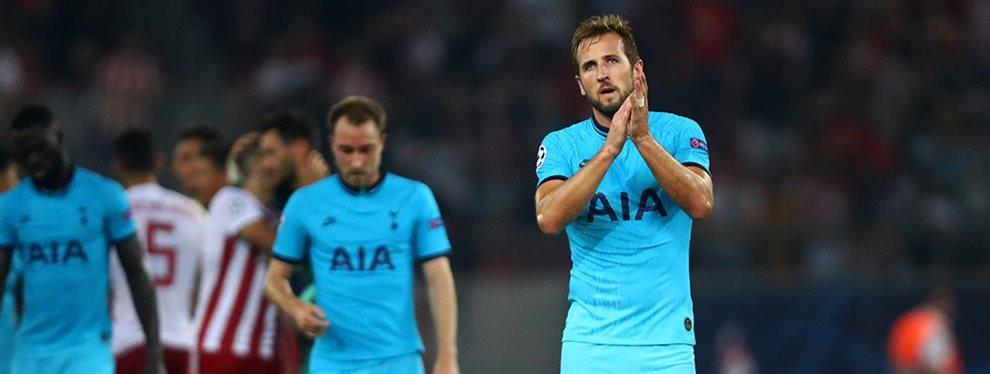 Harry Kane le ha comunicado al Real Madrid que, si el Tottenham no se clasifica a la Champions, saldrá