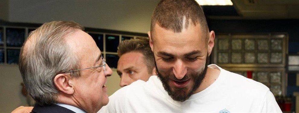 Florentino Pérez no puede permitir más que se rían del club y ha marcado los límites