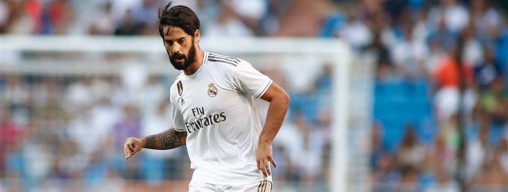 El Real Madrid quiere cerrar a Kalidou Koulibaly y ofrece 60 millones más los servicios de Isco