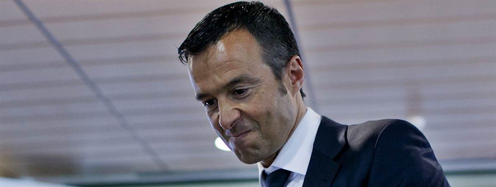 Jorge Mendes ha llamado a Florentino Pérez para ofrecerle los servicios de Gonçalo Guedes