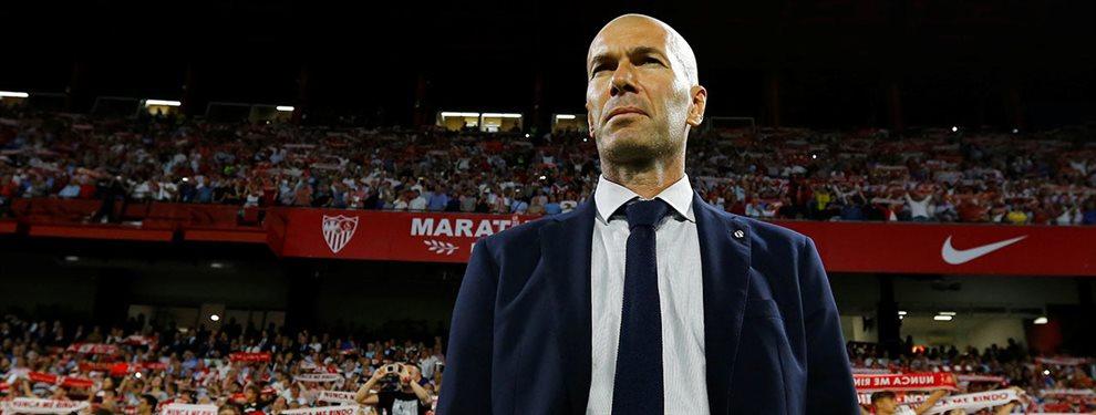 Alphonse Areola sorprendió a Zinedine Zidane en su partido de debut con el Real Madrid