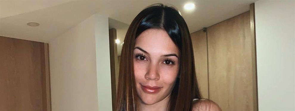 Lina Tejeiro vuelve a ser el dardo de todos los comentarios al descubrirse que su novio tiene entradas.