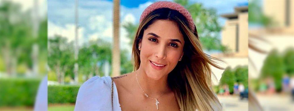 Daniela Ospina dio a conocer a sus seguidores su nueva pareja, Harold Jiménez, productor de videos