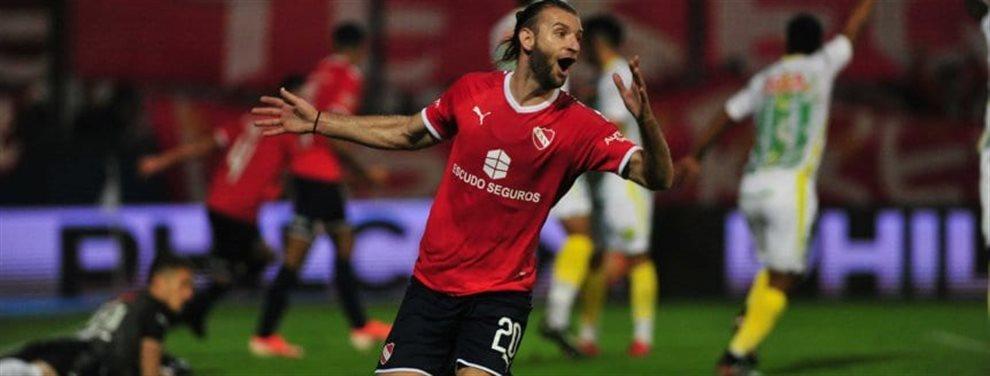 Independiente derrotó 1-0 a Defensa y Justicia y avanzó a los cuartos de final de la Copa Argentina. Gastón Silva fue el autor del gol.