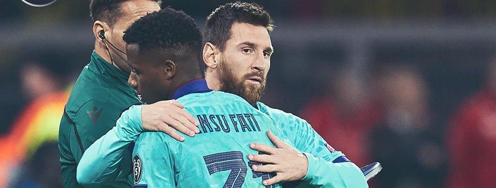 ¡Al Khelaifi se la va a liar al Barça! El PSG se moviliza por este crack. ¡Otro caso Neymar! Los parisinos preparan 100 millones para asaltar el Camp Nou