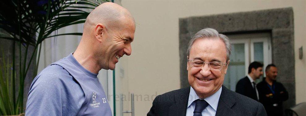 Florentino Pérez quiere traer de vuelta al Real Madrid a Dani Ceballos, pero Zidane no lo quiere