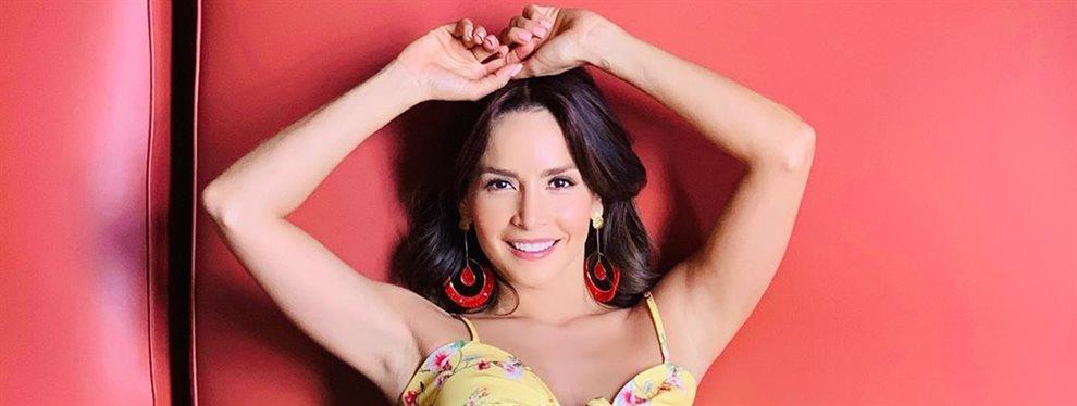 Inmersa en los preparativos de su boda, Carmen Villalobos se ha equivocado con el estilismo escogidol